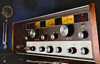 Tram D201 Valve Powered CB Radio BaseStation