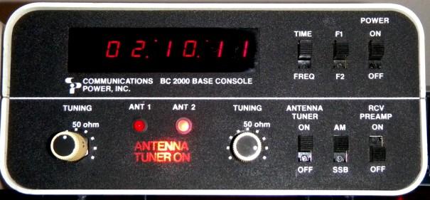 CPI BC-2000 Base Console