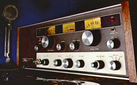 TRAM D201 CB Radio Vintage Classic