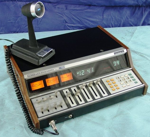 cb radio sbe console vi