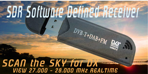 SDR Software Defined Receiver