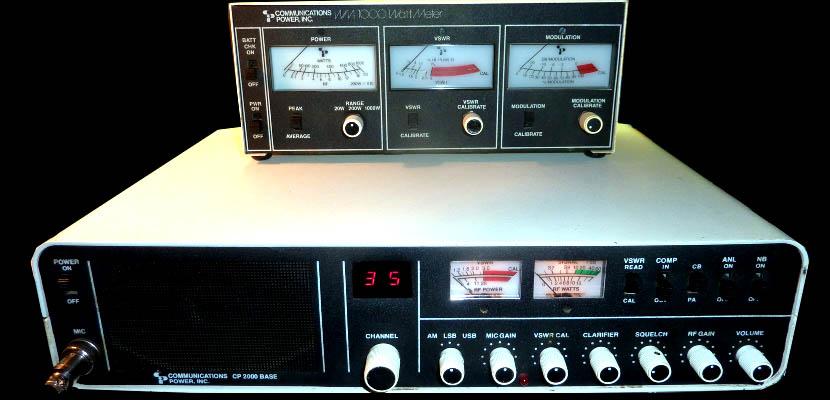 AX05 CPI CP2000 Base station