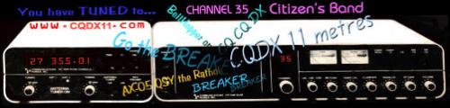 CQDX11.com CB Radio