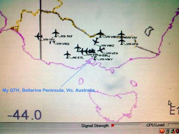 WACARS acars Aircraft Monitoring