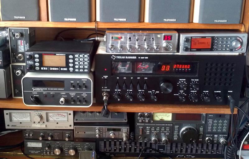 CQDX11.com CB Radio Live Stream from Melbourne, Victoria, Australia