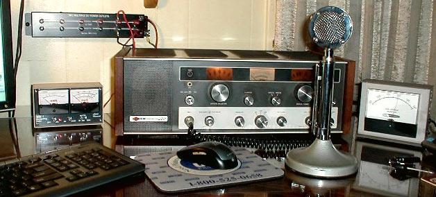 TRAM D201 CB Radio Vintage Classic | CB Radio | Citizens
