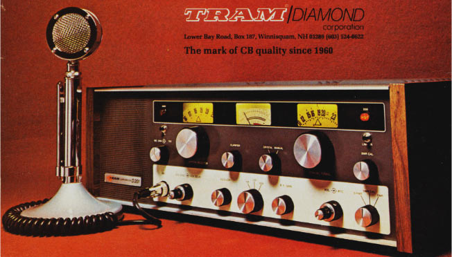 TRAM-DIAMOND-D201