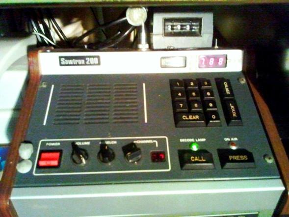 Sawtron 200 UHF CB Radio