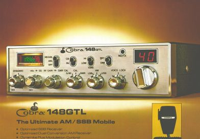 Cobra 148gtl CB radio mobile
