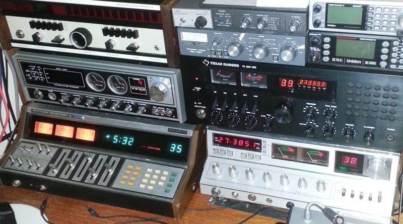 43AX05 CB Radio Shack