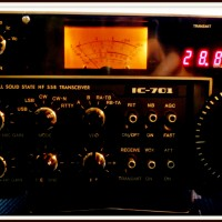 ICOM IC 701 -SWAP or OFFERS -NOW 4 PARTS